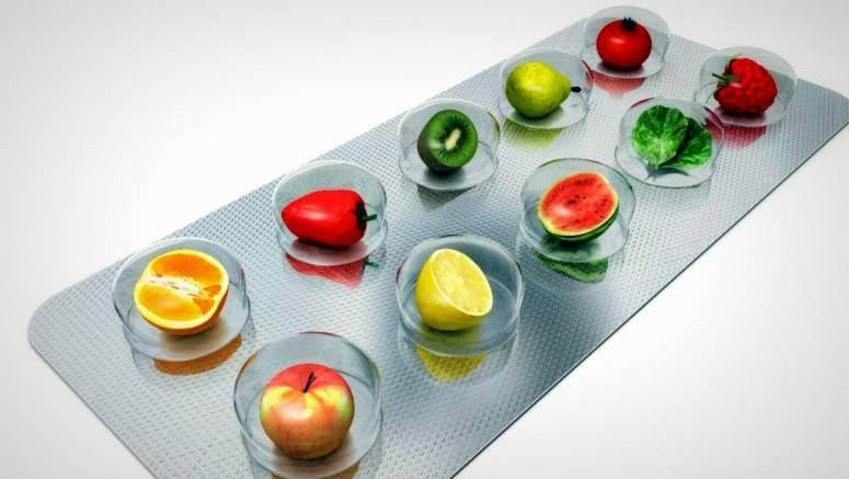 Перфектил виды витаминов