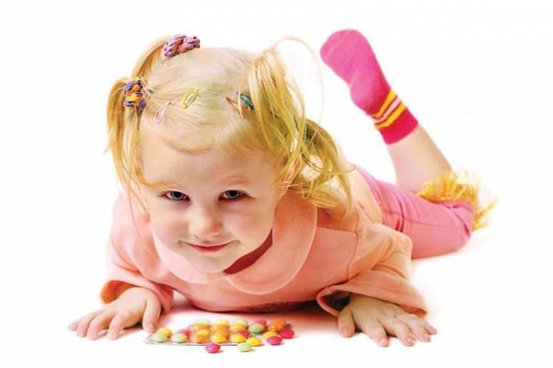 Витамины с микроэлементами для детей