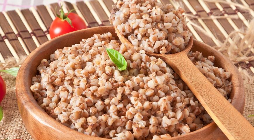 Какие витамины содержатся в гречке?
