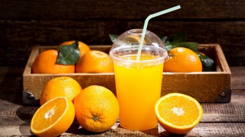 Какие витамины содержит апельсин
