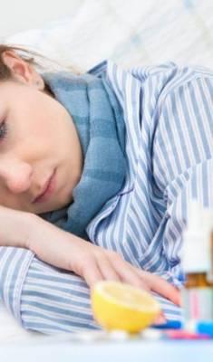 витамины при простуде