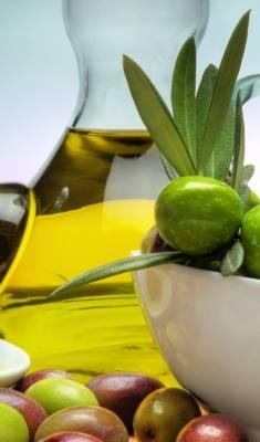 Витамины в растительном масле