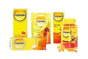 витаминный комплекс супрадин