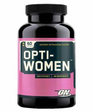On витамины для женщин